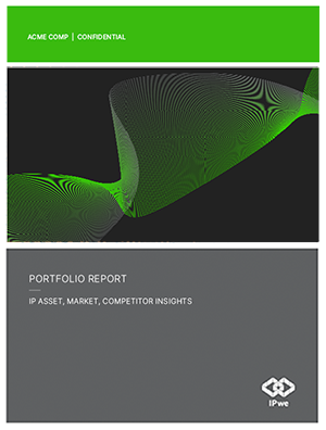 IPwe Portfolio Report
